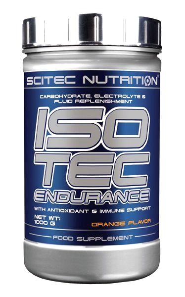 Isotec Endurance - Scitec Nutrition 1000 g Pomaranč