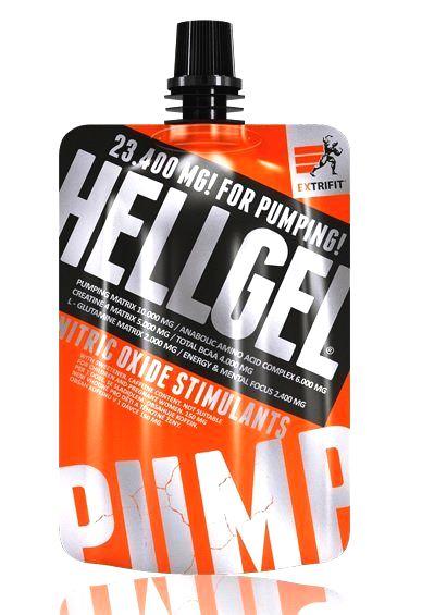 Hell No-Gel od Extrifit 80 g Pomaranč