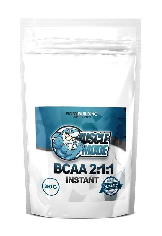 BCAA 2:1:1 Instant od Muscle Mode 500 g Neutrál