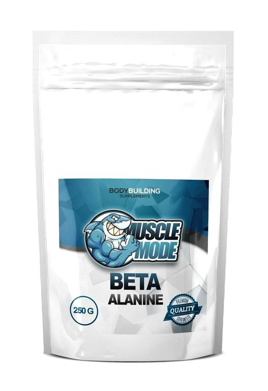 Beta Alanine od Muscle Mode 500 g Neutrál