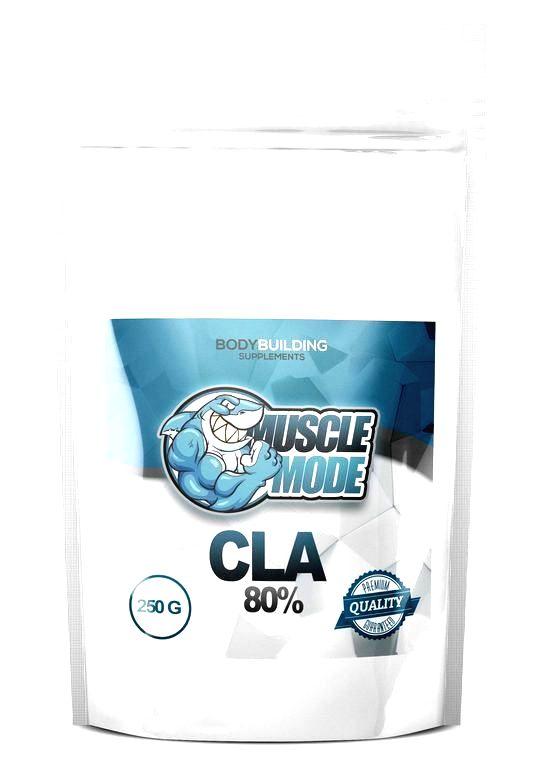 CLA 80% od Muscle Mode 500 g Neutrál