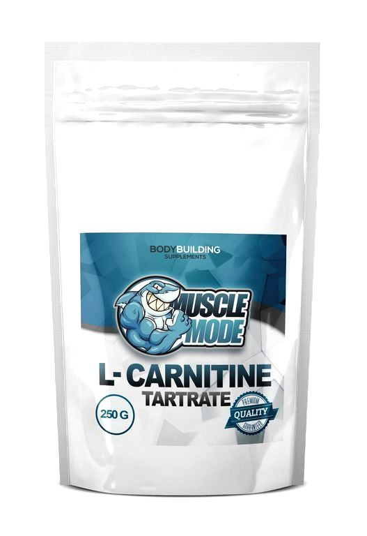 L-Carnitine Tartrate od Muscle Mode 500 g Neutrál
