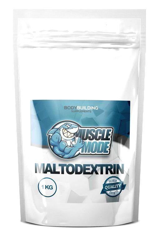 Maltodextrin od Muscle Mode 1000 g Neutrál