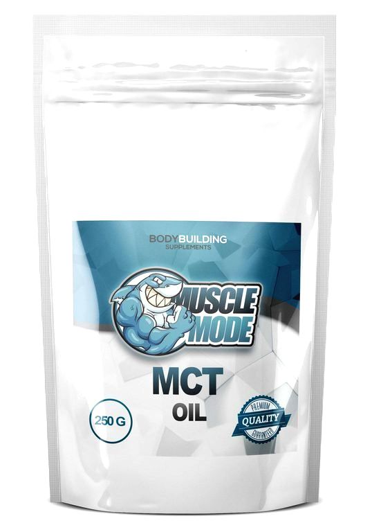 MCT Oil od Muscle Mode 500 g Neutrál