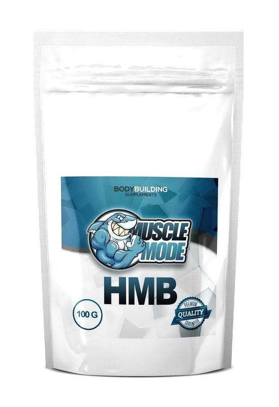 HMB od Muscle Mode 500 g Neutrál