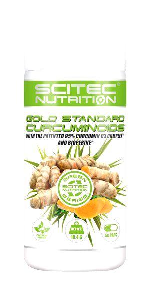 Gold Standard Curcuminoids od Scitec Nutrition 60 kaps.