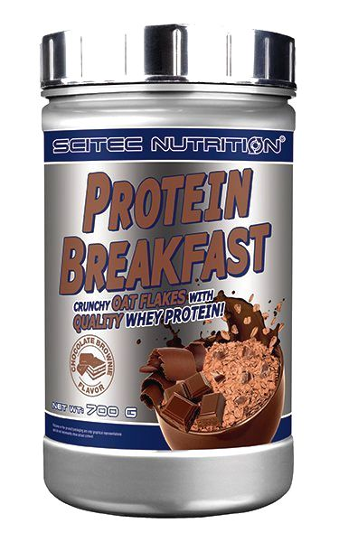 Protein Breakfast od Scitec Nutrition 700 g Strawberry