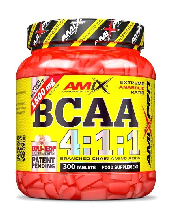 BCAA 4:1:1 - Amix 300 tbl.