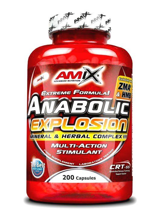 Anabolic Explosion - Amix 200 kaps.