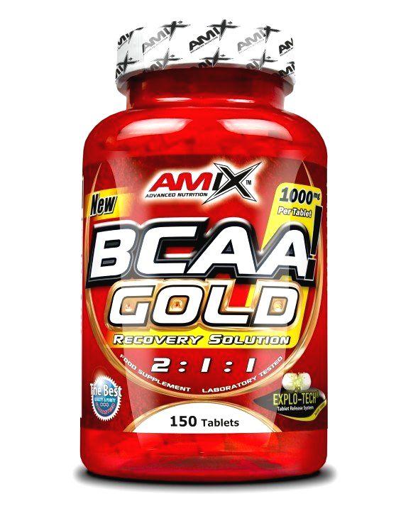BCAA Gold - Amix 300 tbl.