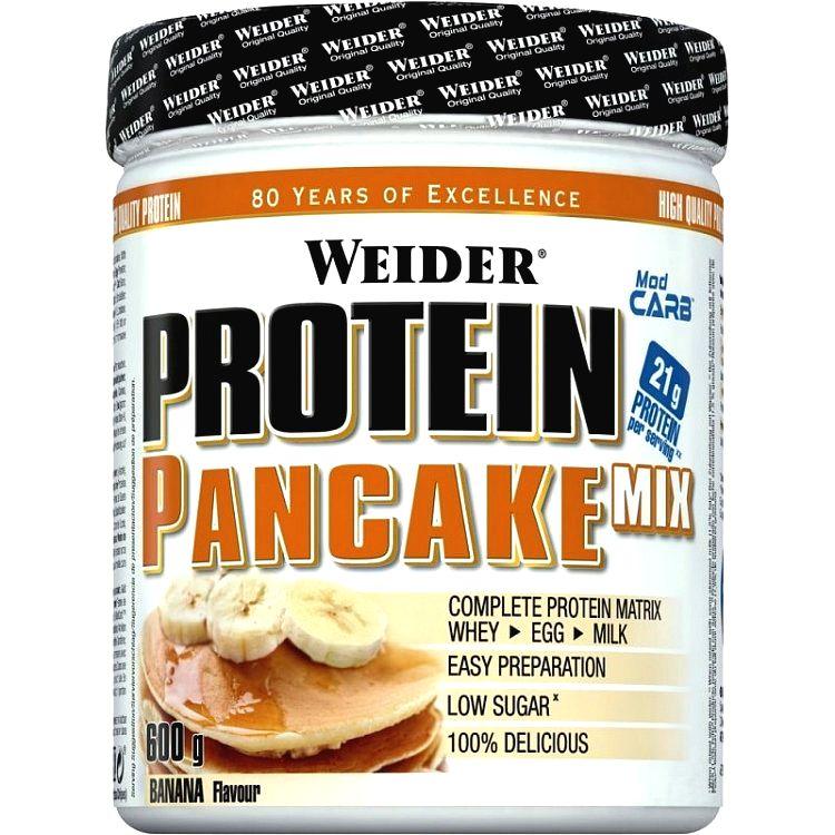 Protein Pancake od Weider 600 g Vanilka