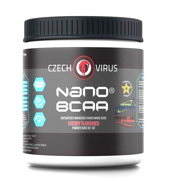 Nano BCAA - Czech Virus 500 g Sour Apple