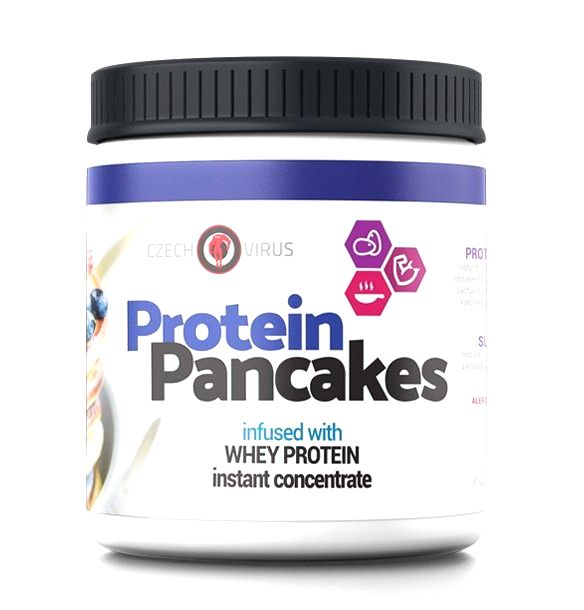 Protein Pancakes - Czech Virus 500 g Neutral