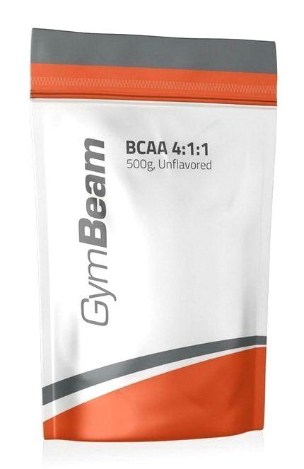 BCAA 4:1:1 - GymBeam 500 g Watermelon