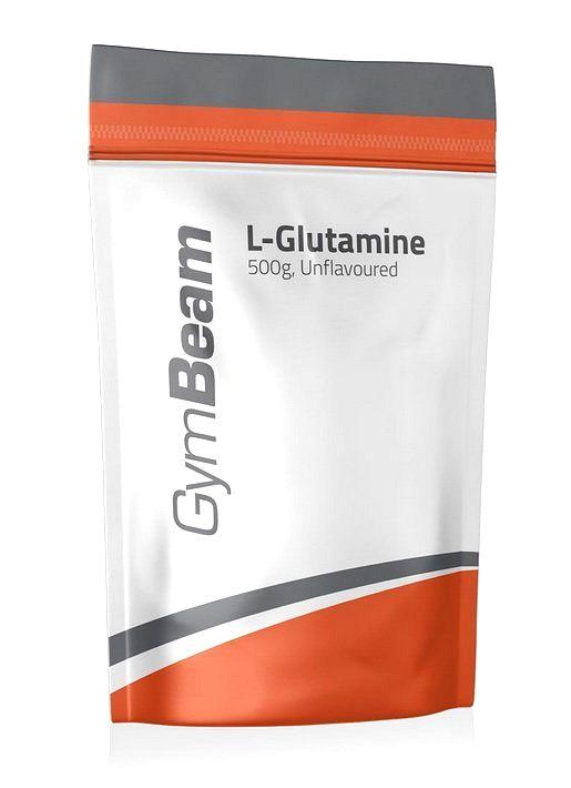 L-Glutamine - GymBeam 500 g Neutral