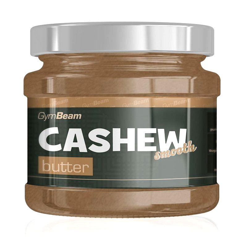 Cashew Butter - GymBeam 340 g Smooth