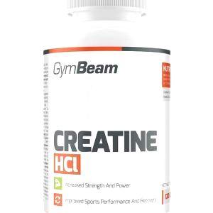 Creatine HCL - GymBeam 120 kaps.