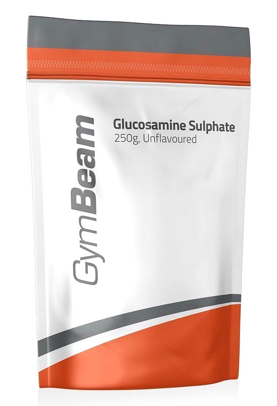 Glucosamine Sulphate - GymBeam 500 g