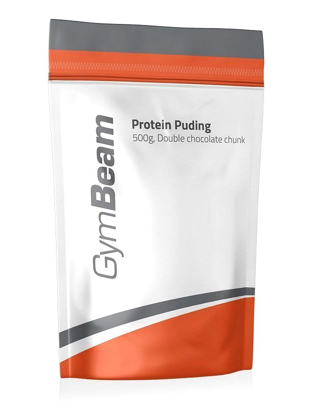 Protein Puding - GymBeam 500 g Vanilla Blueberries