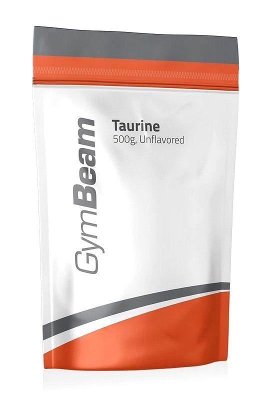 Taurine - GymBeam 500 g