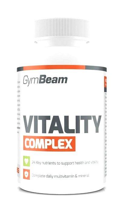 Vitality Complex - GymBeam 60 tbl.