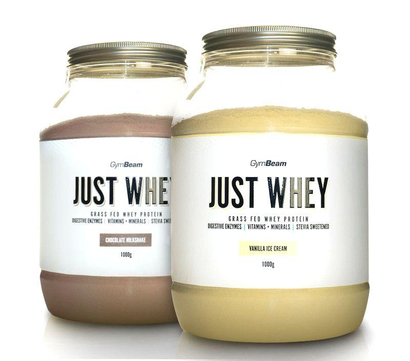 Just Whey - GymBeam 2000 g White Chocolate Coconut
