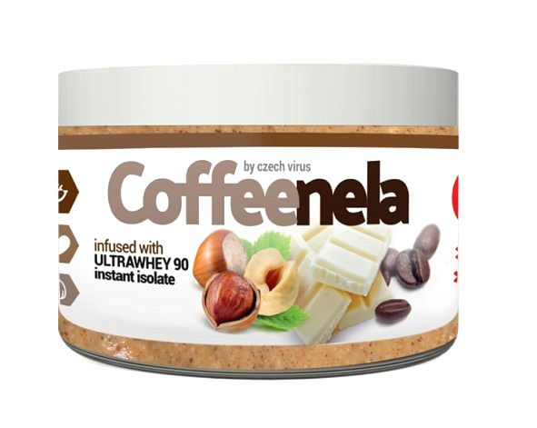 Coffeenela - Czech Virus 500 g