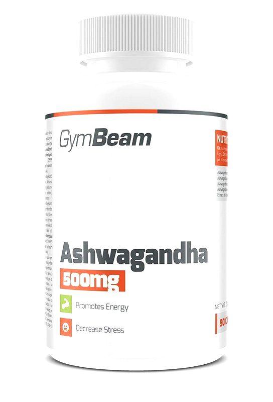 Ashwagandha - GymBeam 90 kaps.