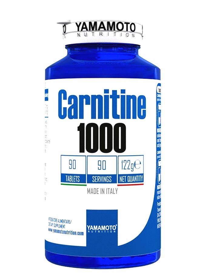 Carnitine 1000 - Yamamoto 90 tbl.