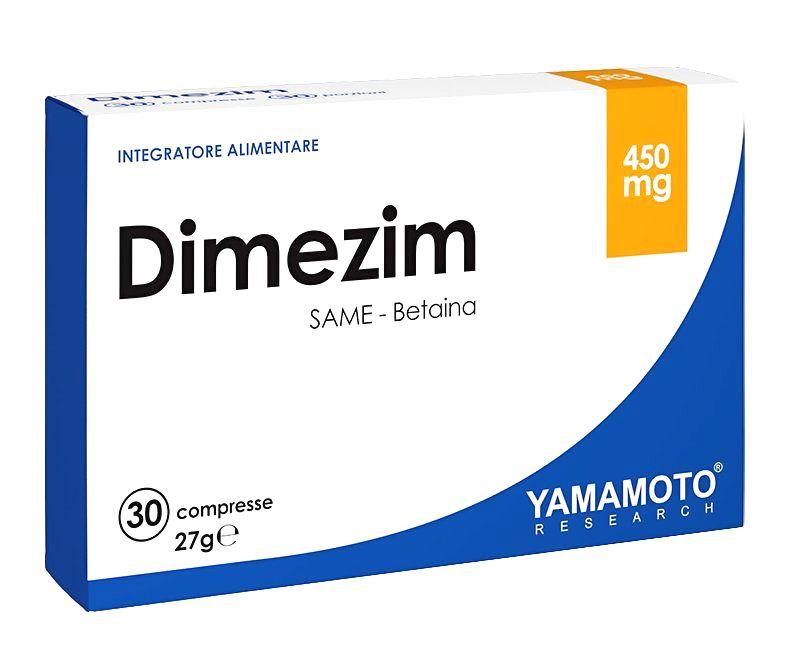 Dimezim (zlepšuje náladu+detoxikuje pečeň) - Yamamoto 30 tbl.