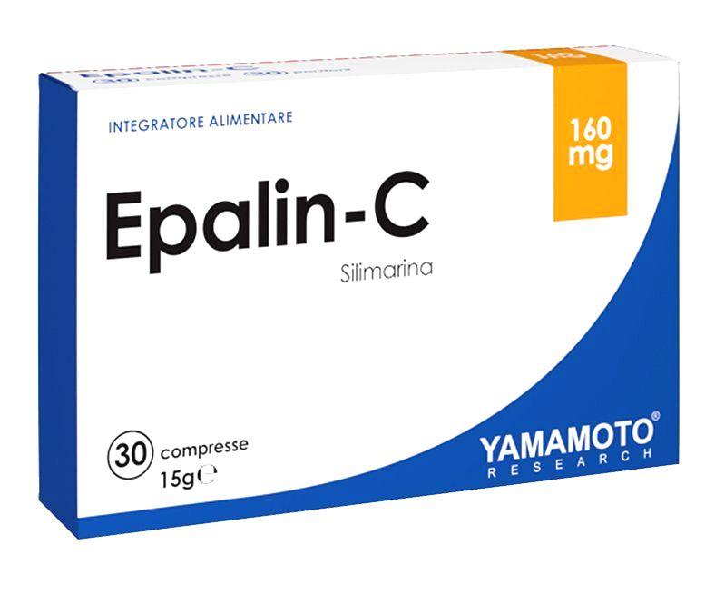 Epalin-C (Pestrec mariánsky + vitamín C) - Yamamoto 30 tbl.