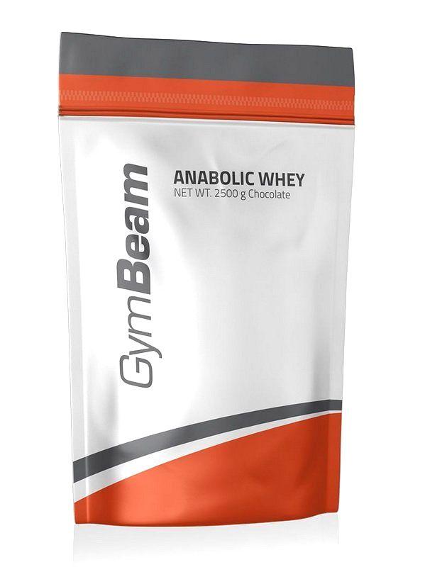 Anabolic Whey - GymBeam 2500 g Vanilla