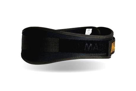 Opasok Body Conform - Mad Max Čierna XL