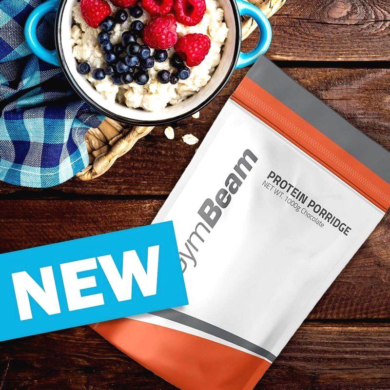 Protein Porridge - GymBeam 1000 g Vanilla