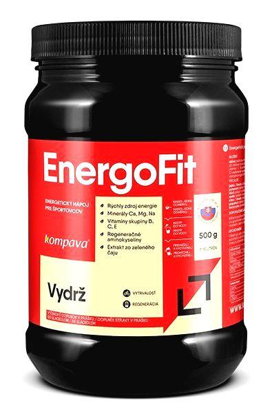 EnergoFit - Kompava 500 g Čierna ríbezľa