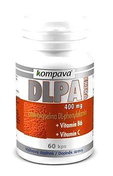 DLPA extra - Kompava 60 kaps