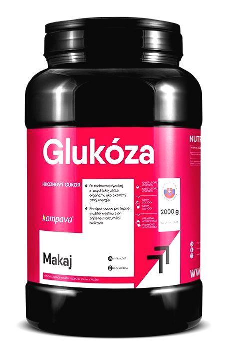 Glukóza - Kompava 2