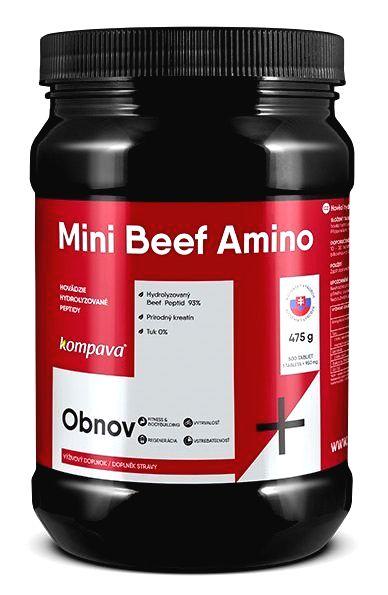 Mini Beef Amino - Kompava 500 tbl.