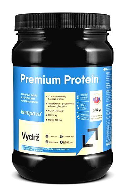 Premium Protein - Kompava 360 g Čokoláda
