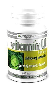 Vitamín U - Kompava 60 kaps