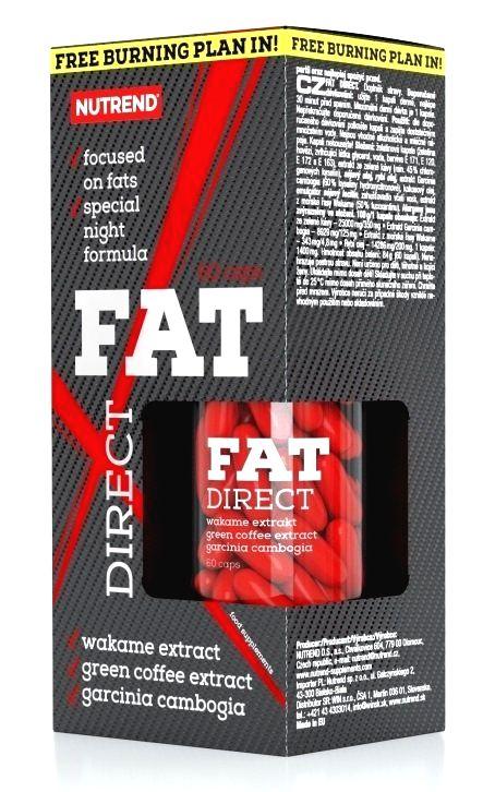 Fat Direct - Nutrend 60 kaps.