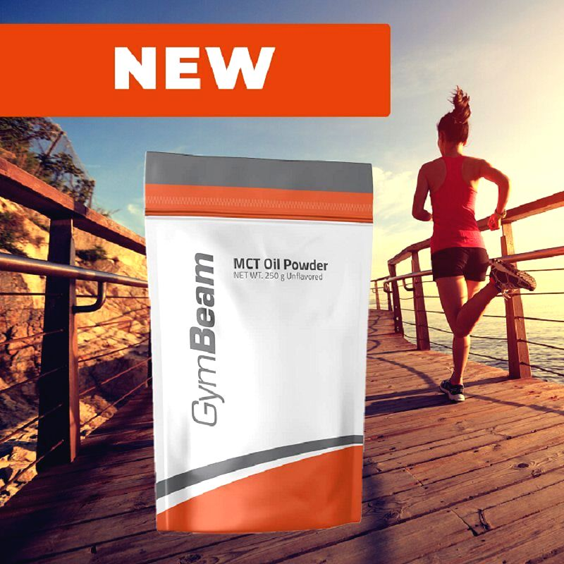 MCT Oil Powder - GymBeam 250 g