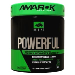 Be Line Powerful - Amarok Nutrition 500 g Pineapple