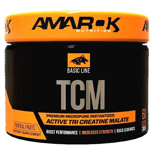 Basic Line TCM - Amarok Nutrition  300 g Tropical