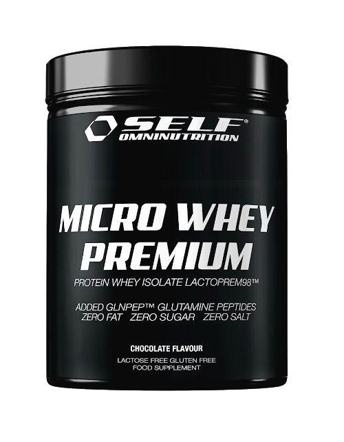 Micro (Iso) Whey Premium od Self OmniNutrition 1000 g Vanilla