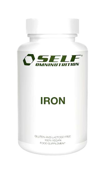 Iron od Self OmniNutrition 60 kaps.