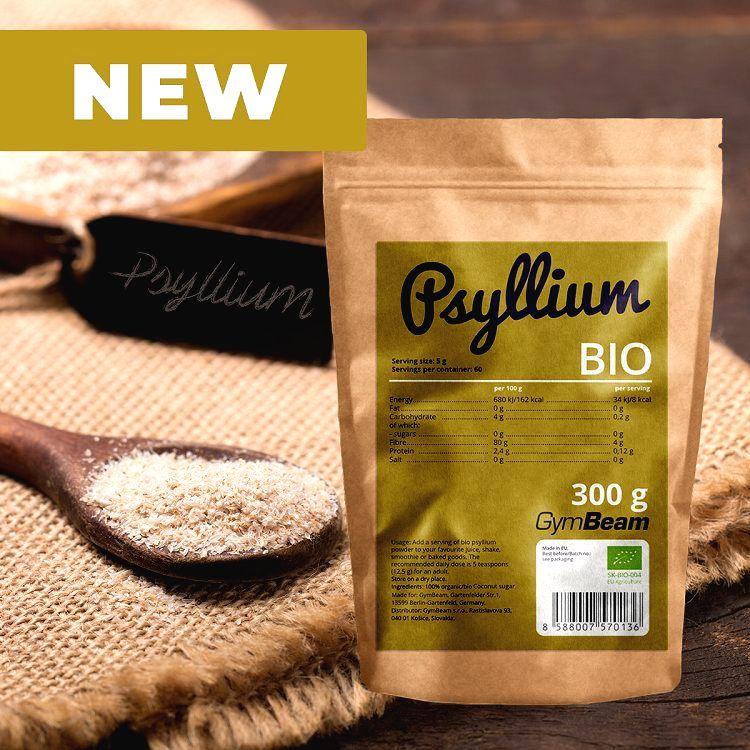 Bio Psyllium - GymBeam 300 g