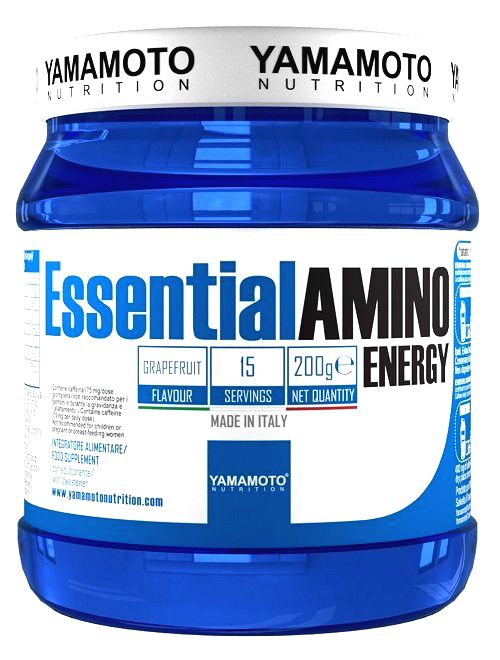 Essential Amino Energy - Yamamoto 200 g Grapefruit