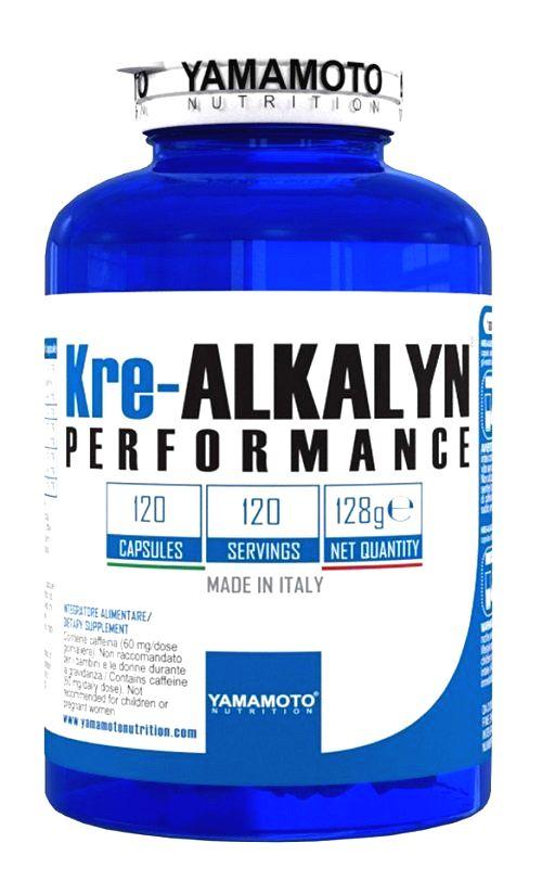 Kre-Alkalyn Performance - Yamamoto 120 kaps.