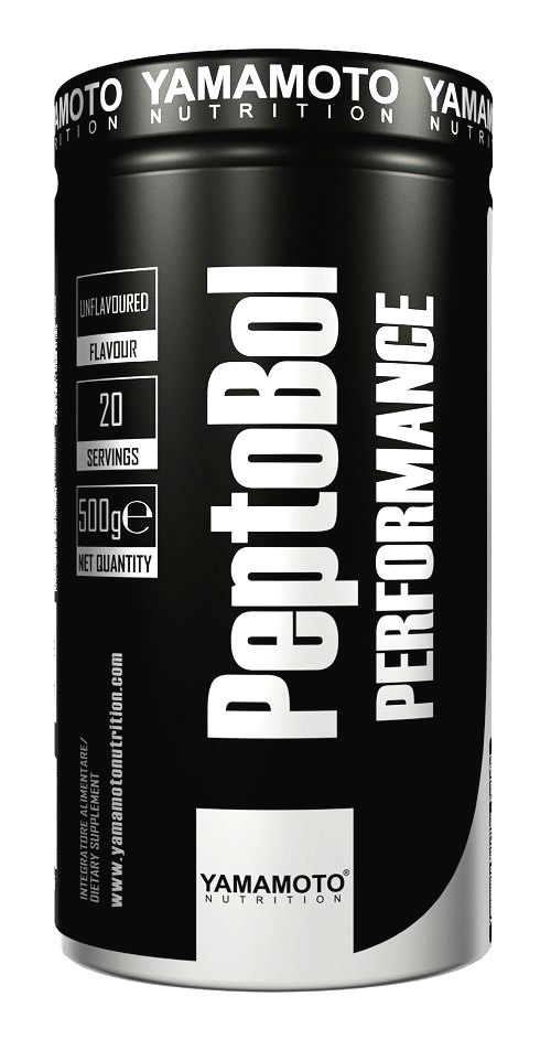 PeptoBol Performance (regenerácia po tréningu) - Yamamoto  500 g Neutral